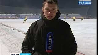 Хоккеисты «Байкал Энергии» разгромили на своем льду «Мурман» из Мурманска