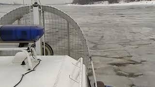 В Некрасовском районе утонул рыбак