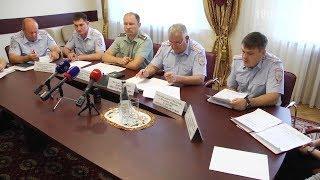 Пресс-конференция судебных приставов и ГИБДД Мордовии