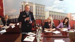 В МВД по Мордовии обсудили проблему незаконного оборота алкоголя