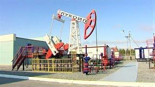 Когалымские студенты учатся добывать нефть на настоящей кустовой площадке