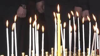 Бойцы Росгвардии ЕАО приняли участие в панихиде по погибшим в Кемерово(РИА Биробиджан)