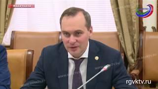 Премьер Дагестана встретился с вице-президентом Всемирной федерации авиационных видов спорта