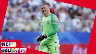 What is England goalkeeper Jordan Pickford's net worth?