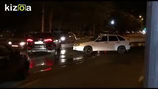 Слайд-шоу: Пьяным виновником ДТП в центре Саратова оказался майор полиции