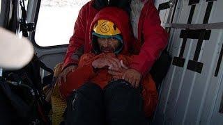 Трагедия в горах: история спасения альпиниста Александра Гукова