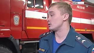 Лучшим по профессии на фестивале «Созвездие мужества» стал Илья Мамаев(ГТРК Вятка)