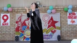 Поём о Великой Победе: Галина Руденко