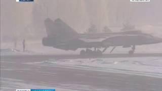 Авиабаза в Канске пополнилась звеном модернизированных истребителей МиГ-31БМ