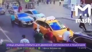 ДТП с участием ЯНДЕКС такси мэр МОСКВЫ взял под личный контроль МОСКВА 24