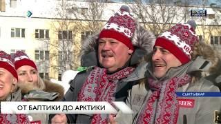 От Балтики до Арктики