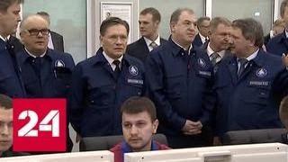 На Ленинградской АЭС-2 заработал первый энергоблок - Россия 24