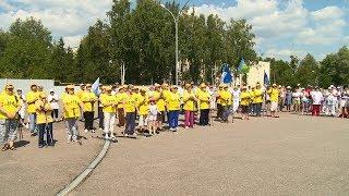 Спартакиада пенсионеров в Пензе собрала более 500 пожилых участников