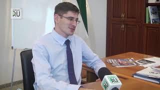 Новый глава Департамента промышленности Андрей Саносян дал интервью ИА KURGAN.RU