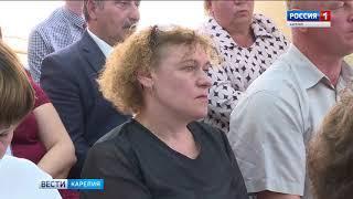 Полпред президента РФ посетил Олонецкий район