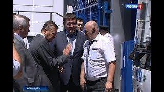 В Ростовской области появились две новые газораспределительные станции
