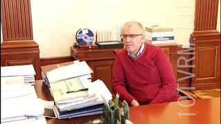 Владимир Волков провел рабочую встречу с председателем Верховного суда РМ Сергеем Штановым