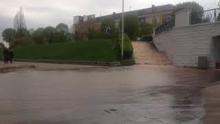 Потоп на Нижнем пруду
