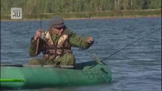 На реках Курганской области запрещена рыбалка: рыба ушла на нерест