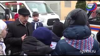 В ГУ МЧС России по РД провели экскурсию для школьников