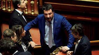 Мнения евродепутатов о бюджете Италии