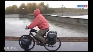 Объездить весь мир на велосипеде - мечта путешественника из Казахстана