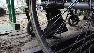 Благоустройство двора на улице Сущинского затянулось на 4 месяца