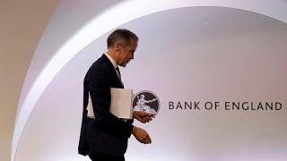 """""""Брексит"""" без сделки может сократить ВВП Великобритании на 8% - Банк Англии…"""