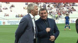 «Мы на одной волне»: Павел Колобков готов поддержать все спортивные проекты Волгоградской области