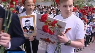 В Кумженской роще залпами оружейного салюта почтили память погибших в ВОВ