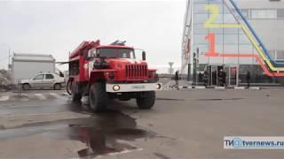 """В Твери из ТЦ """"Тандем"""" эвакуировали людей"""