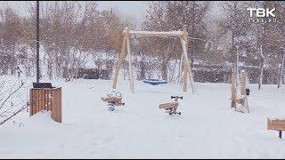 Вандалы испортили камеры в парке «Покровский»