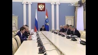 Дмитрий Азаров обсудил с народными избранниками вопросы реализации нацпроектов в Самарской области