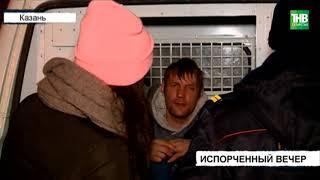Группа быстрого реагирования задержала мужчину в супермаркете на Шоссейной | ТНВ