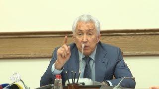 Васильев дал выбор застройщикам: налоги или уголовная ответственность