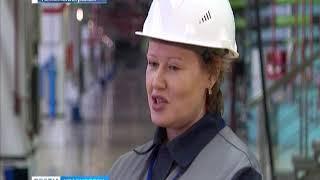 Богучанская ГЭС начала работу в морозы