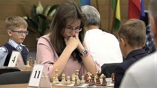 В честь дня трезвости в Ханты-Мансийске провели шахматный турнир