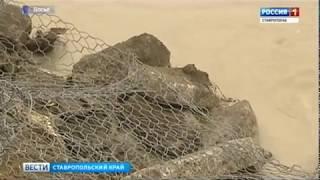 """Ставрополье защищают от """"большой воды"""""""