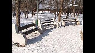 Жители Сухой Самарки решили восстановить сквер Речников в рамках федеральной программы
