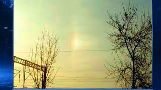 Ростовчане сегодня увидели редкое природное явление