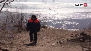Закрытие ледовых переправ в Забайкальском крае