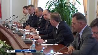 Завершился официальный визит делегации Вологодской области в Республику Беларусь