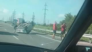 ДТП на Чуйском тракте (Инцидент Барнаул)