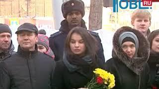 В Челябинске прошел юбилейный митинг памяти поэта Мусы Джалиля