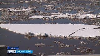 В Башкирии большая вода затопила еще несколько сёл