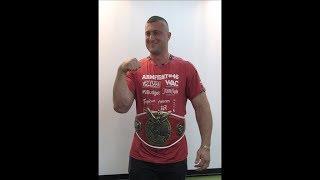 Сьогодні в ДТП загинув абсолютний чемпіон світу з армспорту Андрій Пушкар