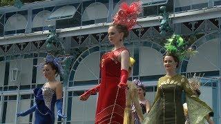 В Железноводске прошёл первый краевой фестиваль моды «Stav fashion day».