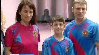 Красноярские спортсмены отправились на всероссийские сельские игры