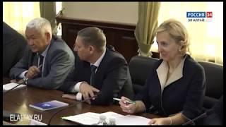 Вопросы ликвидации долгов по зарплате обсудили на рабочем совещании в правительстве