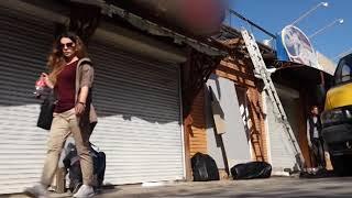 На Куйбышевском рынке сносят магазины